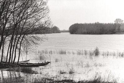 Gianni Berengo Gardin, 'Boats in Italian Landscape', 1970s/1970s
