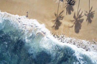 Drew Doggett, 'Sunset Beach', 2019