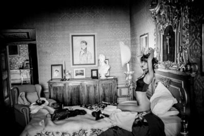 Tao Ruspoli, 'Paz de la Huerta, Vignanello - 21st Century, Figurative Photography', 2015