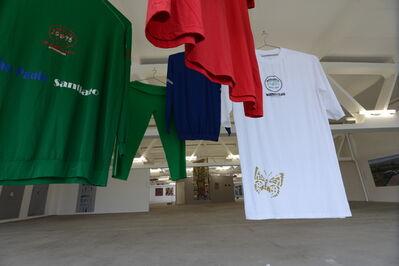 MATEI BEJENARU, 'Enlarged Clothing', 2005