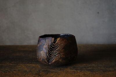 Yukiya Izumita 泉田之也, ''Sekisoh' tea bowl', 2019