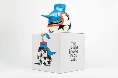 "Parra, '""The Upside Down Face Vase""', 2019"