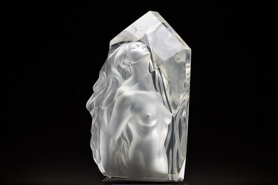 Frederick Hart, ' Frederick Hart Exaltation Lucite Sculpture Original Contemporary Art', 1998