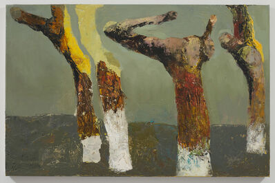 Niyaz Najafov, 'Spring', 2015