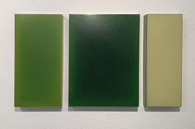 Yeunhi Kim, 'Wald.September, 3-piece', 2019