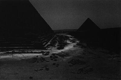 Paulo Nozolino, 'Giza', 2000