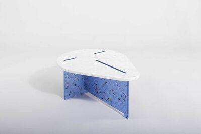"""Adrien Rovero, '""""Happy"""" Tables', 2018"""