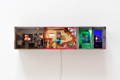 Tracey Snelling, 'Serial Killer Room, Fantasy Mirror Room, Club', 2018