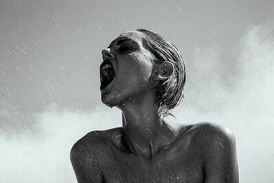 Tyler Shields, 'Pouring Rain', 2014
