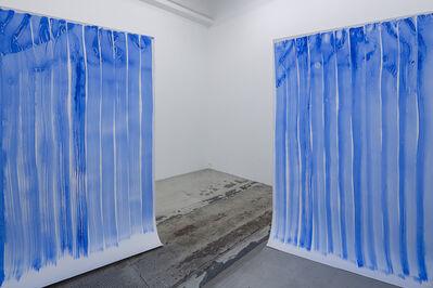 Jeppe Hein, 'Breathing Watercolour', 2012