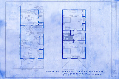Mark Bennett, 'Home Of: Archie & Edith Bunker (All In The Family)', 2021