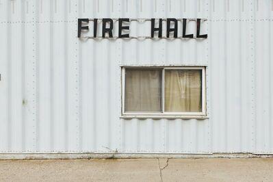 Paul Edmondson, 'Fire Hall', 2011