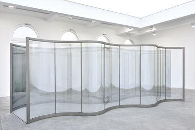 Dan Graham, 'Neo-Baroque Walkway', 2019