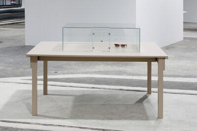 Mathieu Mercier, 'Untitled (mini cabinet)', 2014