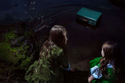 Holly Andres, 'Return to Elk Rock Island', 2015