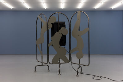 Anna Franceschini, 'Tu sei la notte', 2019