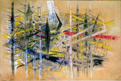 Wifredo Lam, 'Untitled (La Brousse)', 1958