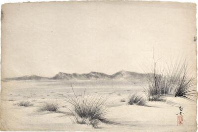 Kakunen Tsuruoka, 'untitled (desert grasses)', ca. 1942-44