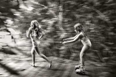 Alain Laboile, 'Rollers', 2018