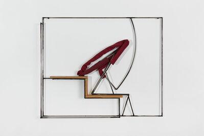 Indrikis Gelzis, 'Figure of nothing', 2020