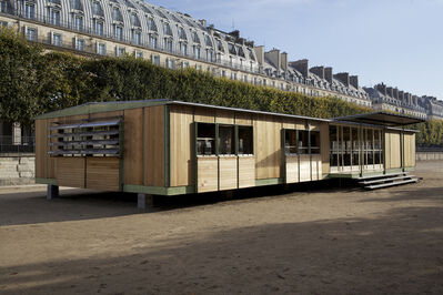 Jean Prouvé, 'Ferembal Demountable House, adaptation Jean Nouvel', 1948