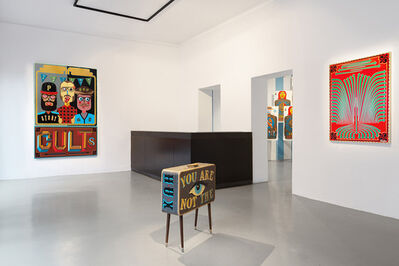 Aaron Rose, 'CULTS, Installation view, Circle Culture Gallery Berlin', 2013