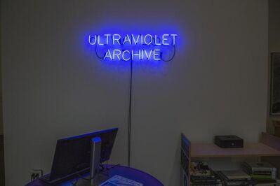Christina Freeman, 'Ultraviolet Archive', 2018