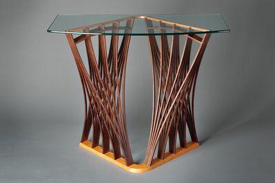Seth Rolland, 'Parabola Display Table', 2011