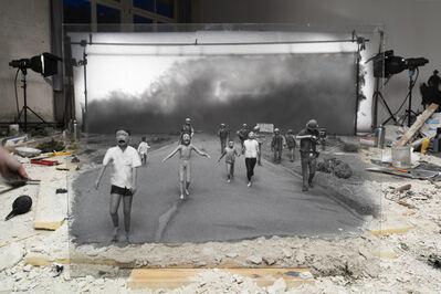 "Cortis & Sonderegger, 'Making of ""Terror of War"" (by Huynh Cong Ut, 1972)', ca. 2019"