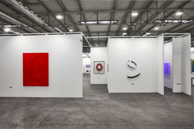 Alberto Biasi, 'Alberto Biasi @ ArtVerona 2019', 2019