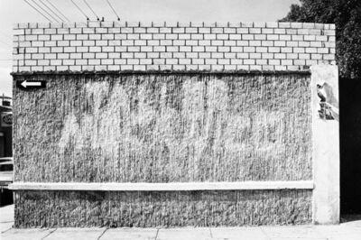 Grant Mudford, 'Mexico', 1976-1980