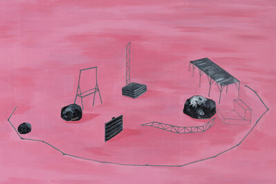 Chen I-Chun, 'Extraterrestrial Laboratory', 2018