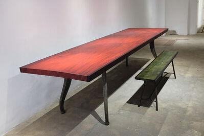 Nicolas Cesbron, 'Table', 2018