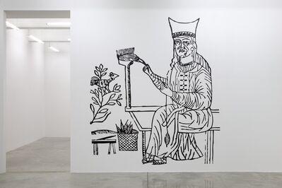 Liam Gillick, 'Merten and Boniface', 2012