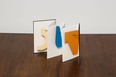 Mateo López, 'Escultura portatil', 2018
