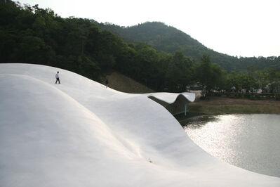 Toyo Ito, 'Meiso no Mori Municipal Funeral Hall, Gifu, Japan', 2004-2006