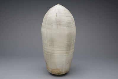Toshiko Takaezu, 'Larger Moonpot', 1995
