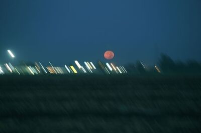 Ken Kitano, 'Buttonwillow, CA  from the 'Watching the Moon' works', 2013