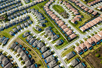Lauren Greenfield, 'A planned community in Orlando, Florida, ED 1/5', 2011