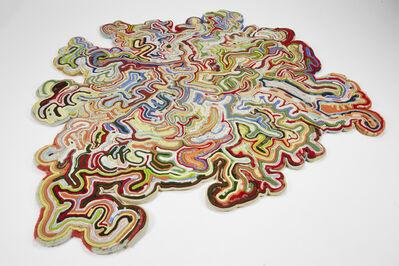 "Remy & Veenhuizen, 'Unique ""Accidental Carpet Number 26"" by Remy & Veenhuizen, 2017', 2017"