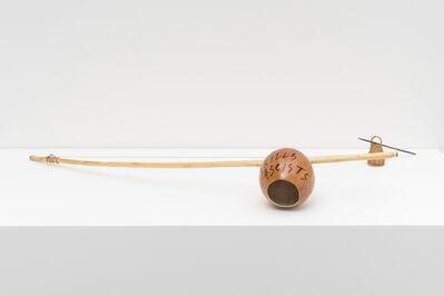 Armando Andrade Tudela, 'Berimbau consciência', 2017