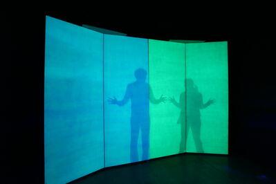Alberto Biasi, 'Alberto Biasi @ MiArt 2015', 2015