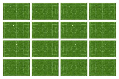 Pep Vidal, 'Football Pitch (detail), series of 826 photographs', 2016