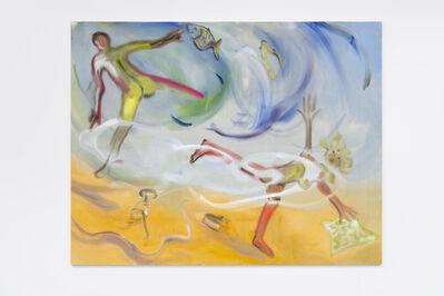 Sophie von Hellermann, 'Plastic People', 2017