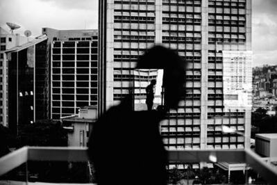 Christopher Anderson, 'Reflection in window in Altamira (Caracas, Venezuela)', 2006