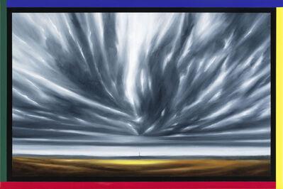 Titus Schade, 'Wolkenlandschaft 4:30 Uhr', 2018