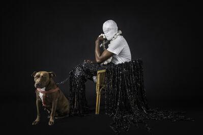 Maurice Mbikayi, 'Untitled', 2018