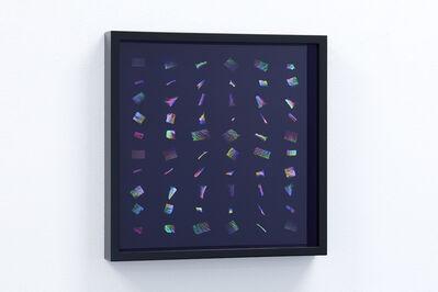 Norimichi Hirakawa, 'Spacecolortime No. 4', 2017