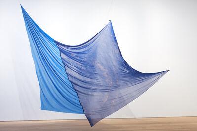 Eric N. Mack, 'Blue Duet I', 2018