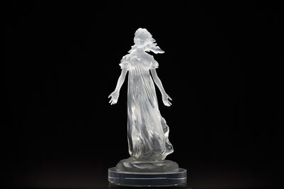 Frederick Hart, 'Frederick Hart Songs of Grace: Innocence Lucite Sculpture Original Contemporary Art', 2000